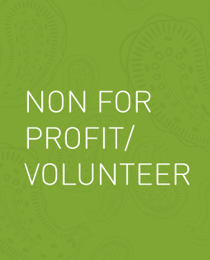Non For Profit/ Volunteer