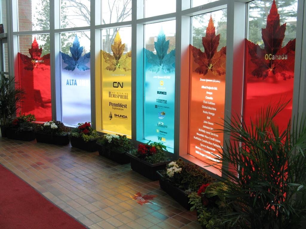 Designs By Myriah 187 Olds College Gala 2011